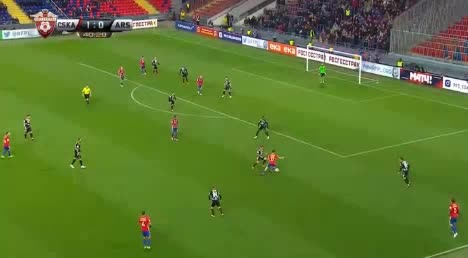 CSKA Moscow Arsenal Tula goals and highlights