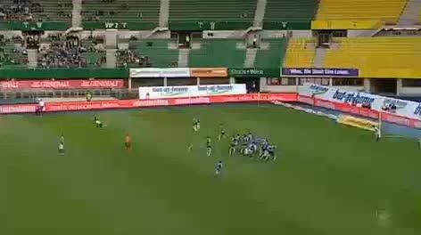 Austria Wien Ried goals and highlights