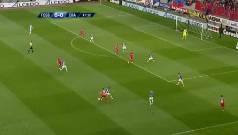 FCSB CS U Craiova goals and highlights