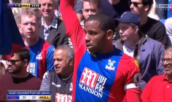 Crystal Palace Hull goals and highlights