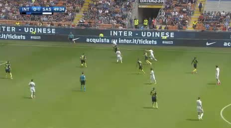 Inter Sassuolo goals and highlights