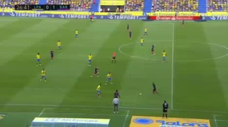Las Palmas Barcelona goals and highlights