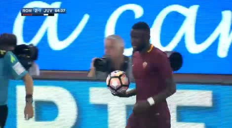 AS Roma Juventus goals and highlights
