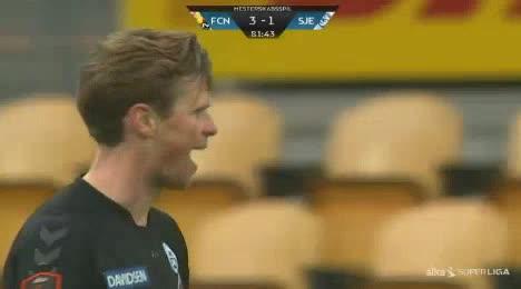 Nordsjaelland Sonderjyske goals and highlights