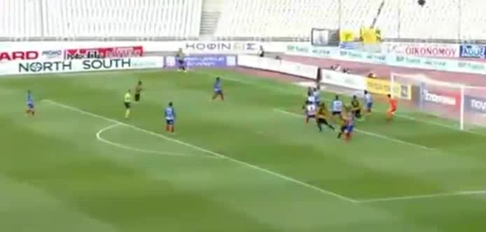 AEK Panionios goals and highlights
