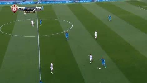 Zenit Petersburg Krasnodar FK goals and highlights