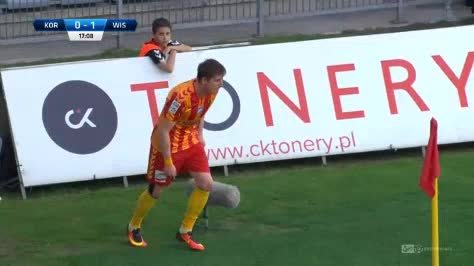 Korona Wisla goals and highlights