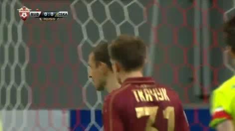 Rubin Kazan CSKA Moscow goals and highlights