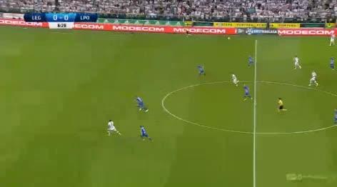 Legia Lech Poznan goals and highlights