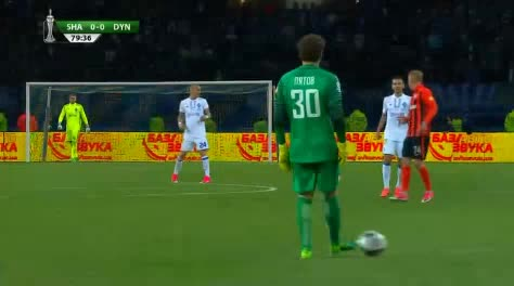 Shakhtar Donetsk Dinamo Kiev goals and highlights