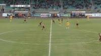 Steven Morrissey scores in the match JJK Jyvaskyla vs VPS