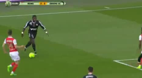 Reims Amiens goals and highlights