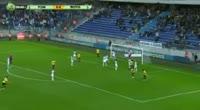 Florent Ogier scores in the match Sochaux vs Troyes