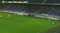 Benjamin Nivet scores in the match Sochaux vs Troyes