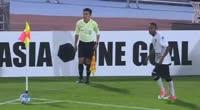 Mamadou Diagne scores in the match Al Jaish vs Al Suwaiq