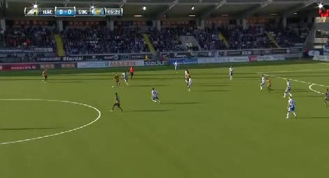 Häcken IFK Göteborg goals and highlights