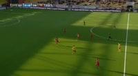 Viktor Prodell scores in the match Elfsborg vs Ostersunds