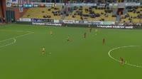 Lasse Nilsson scores in the match Elfsborg vs Ostersunds