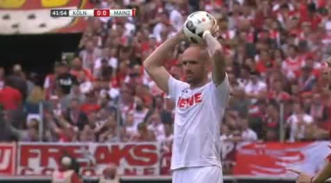 Köln Mainz goals and highlights