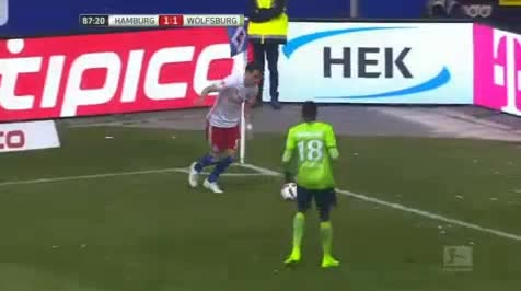 Hamburger Wolfsburg goals and highlights