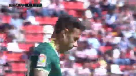 Gijon Betis goals and highlights