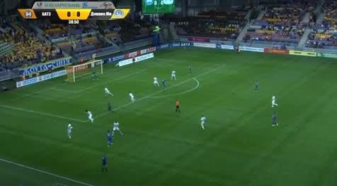 BATE Dinamo Minsk goals and highlights