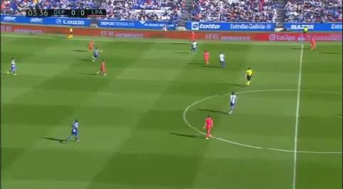 Deportivo La Coruna Las Palmas goals and highlights