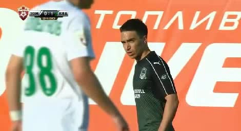 Tomsk Krasnodar FK goals and highlights