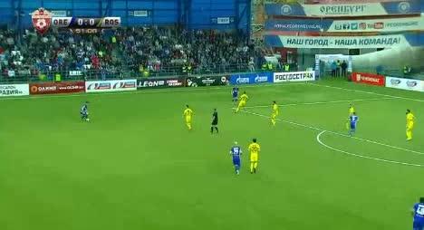 Orenburg Rostov goals and highlights