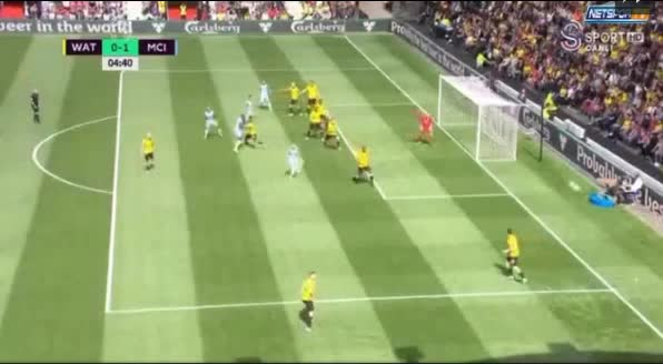 Watford Manchester City goals and highlights