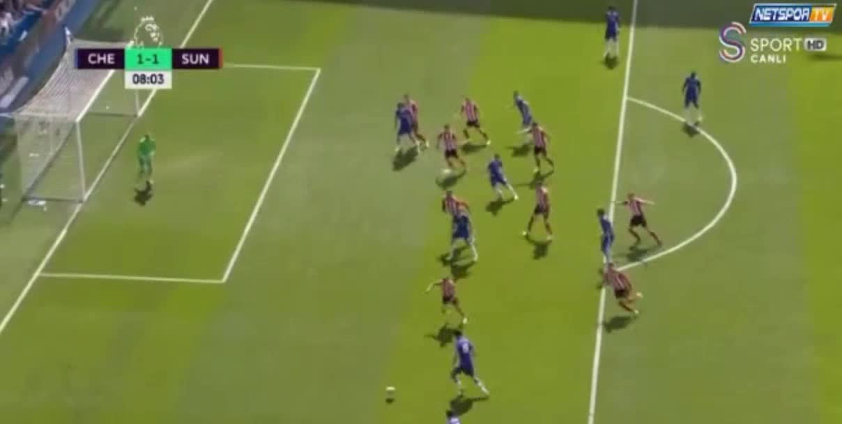 Chelsea Sunderland goals and highlights
