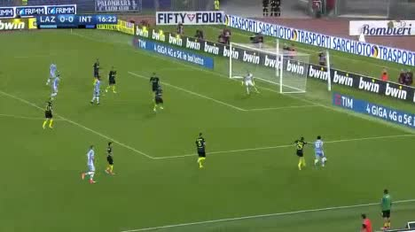 Lazio Inter goals and highlights