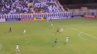 Hassan Beyt Saeed scores in the match Esteghlal Khuzestan vs Al-Hilal