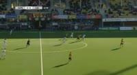 Johannes Laaksonen scores in the match KuPS vs SJK