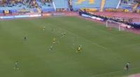 Antonio Vutov scores in the match Ludogorets vs Botev Plovdiv