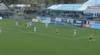 Joni Makela scores in the match KuPS vs SJK
