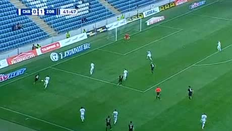 Chornomorets Odessa Zorya goals and highlights