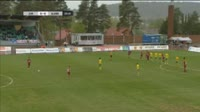 Severi Vielma scores in the match JJK Jyvaskyla vs Ilves