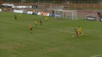 Gael Junior Etock scores in the match JJK Jyvaskyla vs Ilves