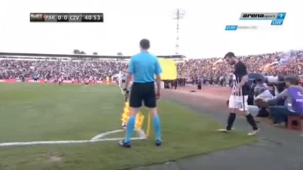 Partizan Crvena Zvezda goals and highlights