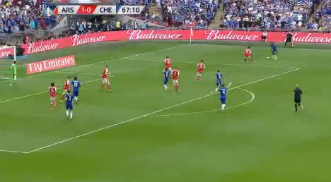 Arsenal Chelsea goals and highlights