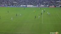 Anderson Luis de Carvalho scores in the match Vasco vs Fluminense