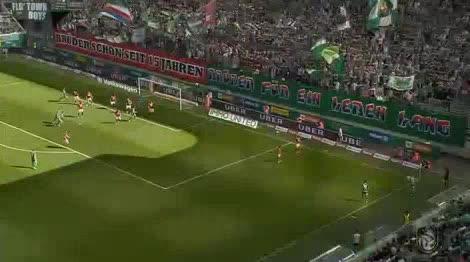 Rapid Wien St. Polten goals and highlights