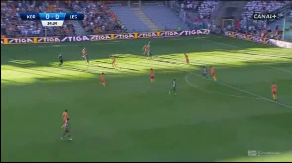 Korona Legia goals and highlights