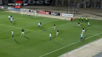 Yuliyan Nenov scores in the match Lok. Plovdiv vs Dunav Ruse