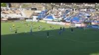 Alfredo Morelos scores in the match HJK vs SJK