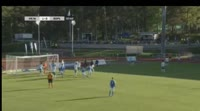 Robert Taylor scores in the match Mariehamn vs RoPS Rovaniemi
