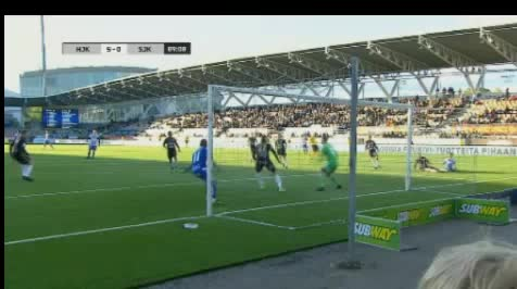 HJK Helsinki SJK Seinajoki goals and highlights