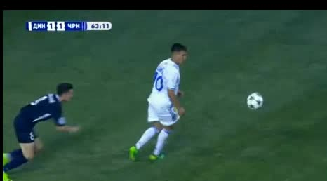 Dinamo Kiev Chornomorets Odessa goals and highlights