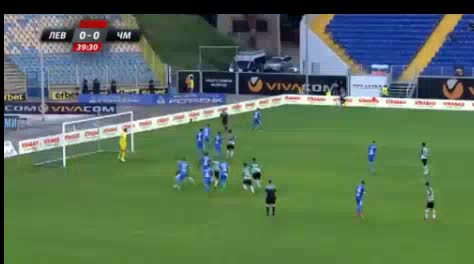 Levski Cherno More goals and highlights